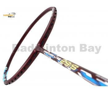 Yonex - Nanoflare Lite 29i iSeries NF-LT29I Red Brown Badminton Racket  (5U-G5)