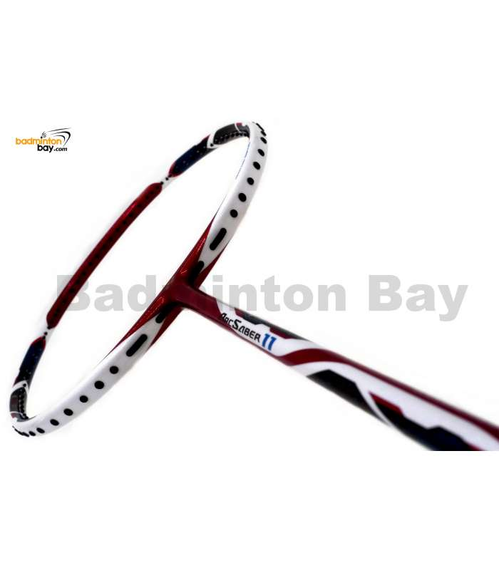 Yonex ArcSaber 11 Metallic Red Badminton Racket ARC11 HK (3U-G5)