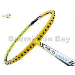 Yonex - Arcsaber Light 10i iSeries ARC-LT10IEX Yellow Badminton Racket  (5U-G5)