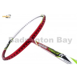Yonex Arcsaber Power 1i iSeries ARC-PW1IEXF Red Badminton Racket  (4U-G4)