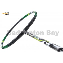 Yonex Arcsaber Tour 66 Black Green ARC66TRSP Badminton Racket  (3U-G5)