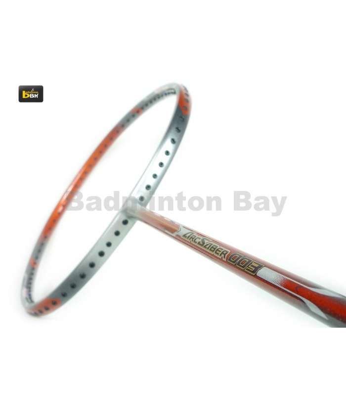 ~ Out of Stock   Yonex ArcSaber 003 Orange Badminton Racket 3U/G5 - 2011 Design