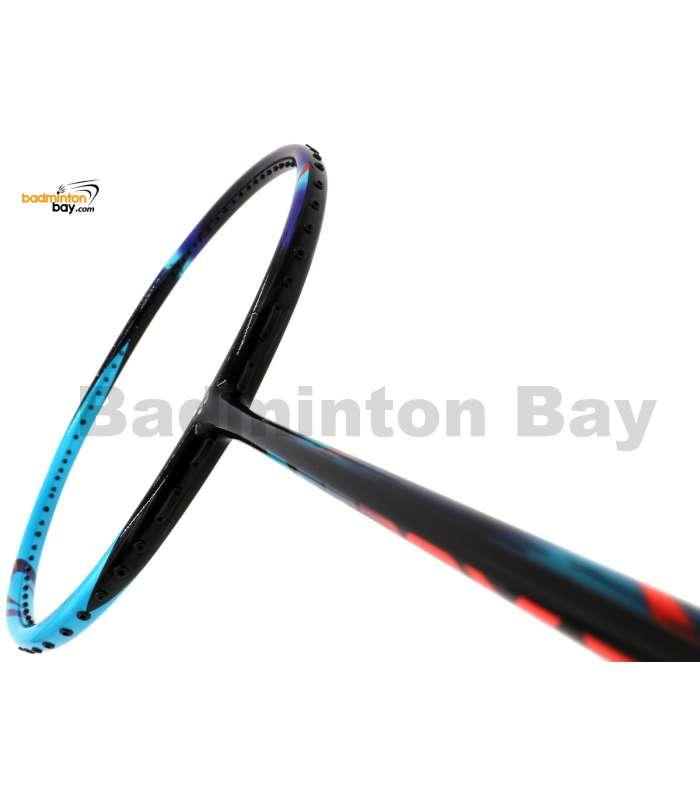 20% OFF Yonex Astrox 2 Black Blue AX2EX Badminton Racket (5U-G5) Strung with Black Yonex BG 65 String at 25 lbs