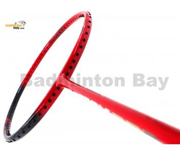 Yonex Astrox 38D Black Red AX38D Badminton Racket (4U-G5)