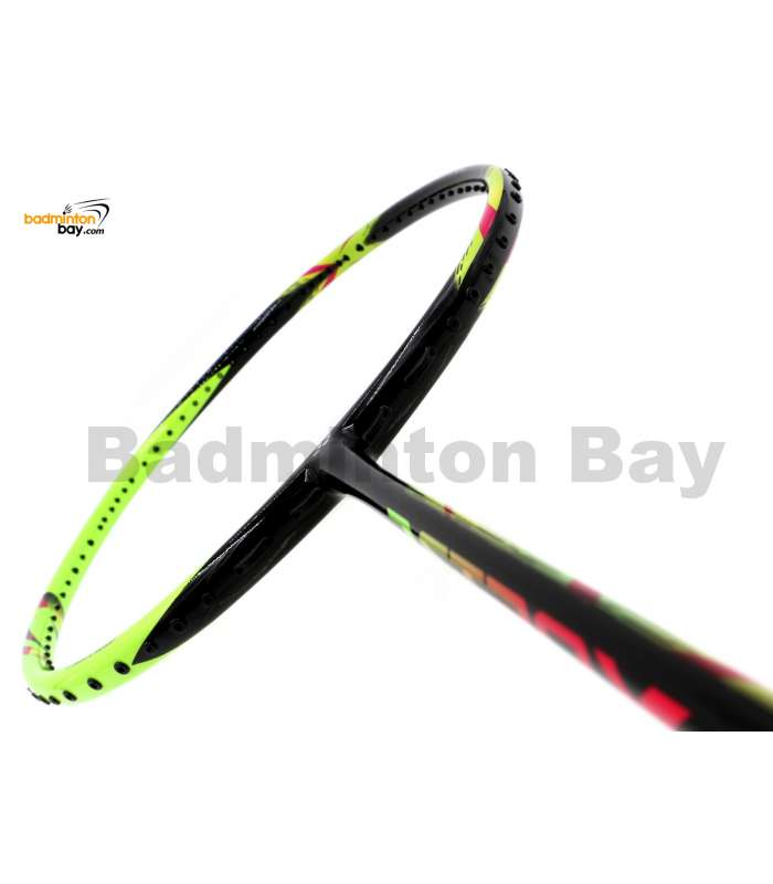 Yonex Astrox 6 Black Lime AX6EX Badminton Racket (4U-G5)