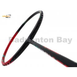 15% OFF Yonex Astrox 68D Dominate Ruby Red AX68D Badminton Racket (4U-G5) Strung With Yellow Yonex BG80 String at 25 lbs