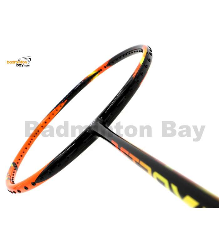 Yonex Astrox 7 Black Orange AX7EX Badminton Racket (4U-G5)