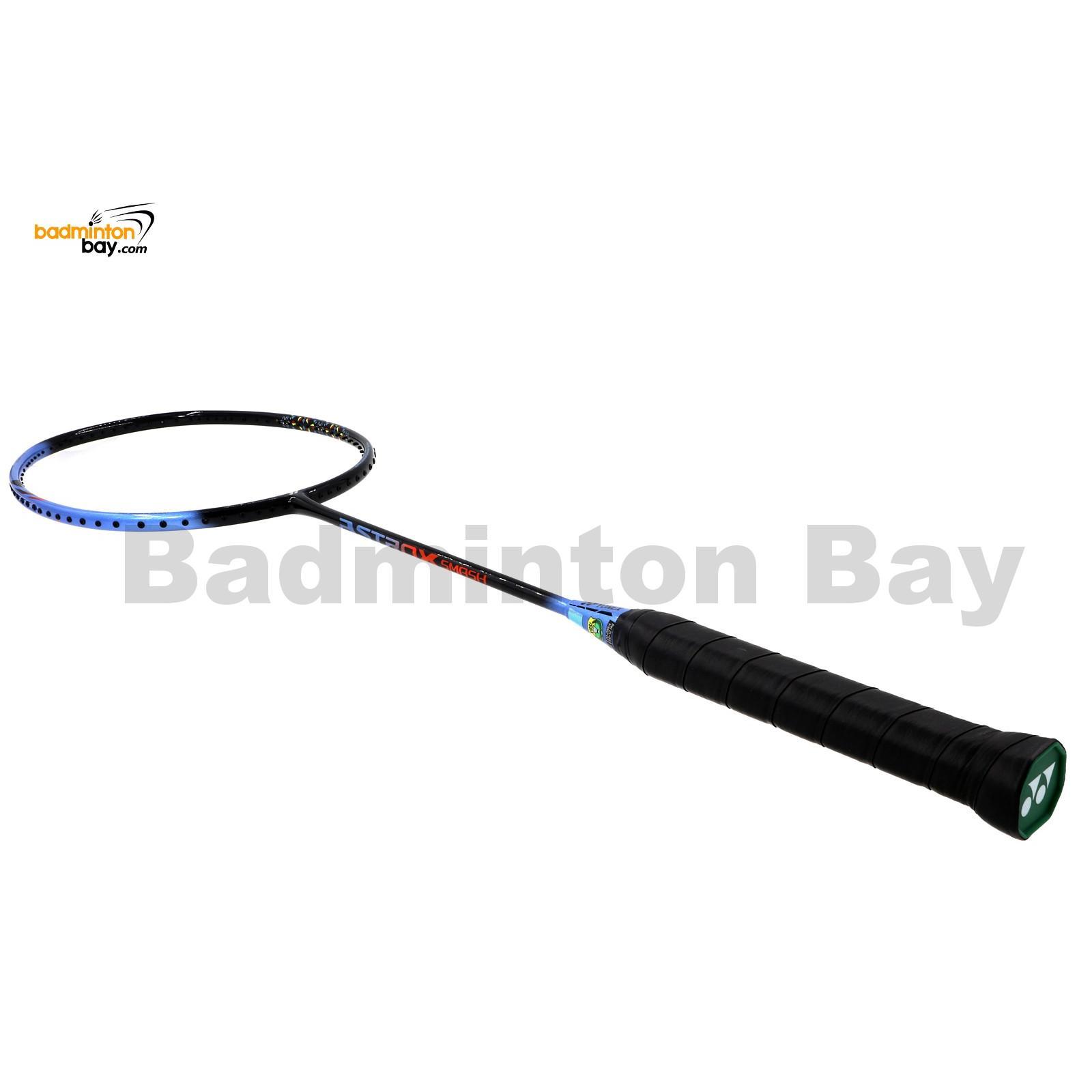 F5 YONEX Astrox Smash Ice Blue AXSMASH Badminton Racket