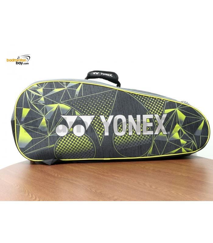 Yonex 2 Compartments Thermal Tournament Team Badminton Racket Bag LRB06MSB6