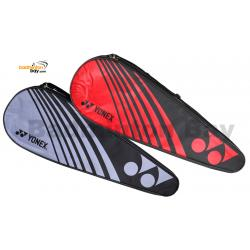 2 Pieces Yonex Padded Badminton Racket Cover SUNR-1070S with Zip
