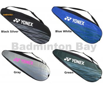 2 Pieces Yonex Padded Badminton Racket Cover SUNR-1084S with Zip