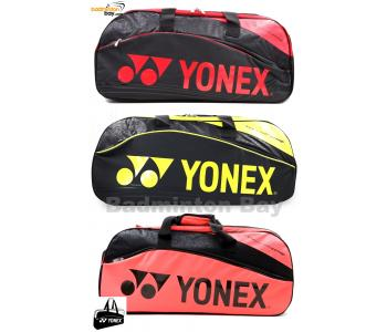 Yonex 2 Compartments Thermal Tournament Team Badminton Racket Bag SUNR-9631MSBT6S