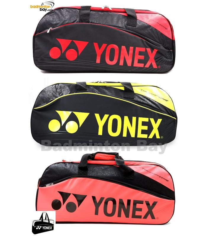 Yonex 2 Compartments Thermal Tournament Team Badminton Racket Bag SUNR-9631MSBT6S
