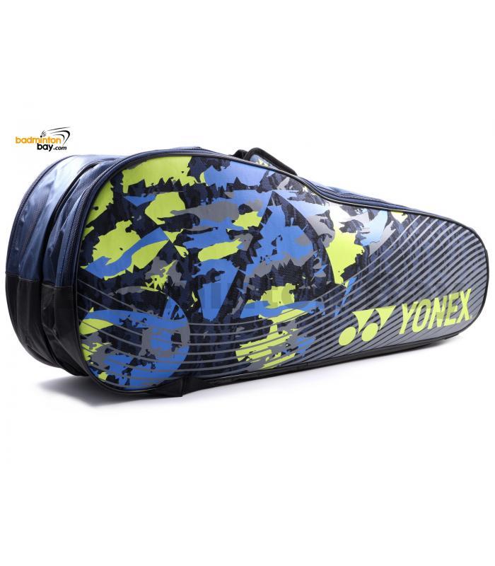 Yonex 2 Compartments Thermal Tournament Team Badminton Racket Bag LRB03MSB6