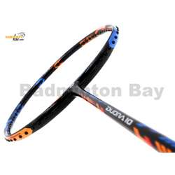 Yonex DUORA 10 LCW Lee Chong Wei Orange Blue DUO10 Badminton Racket  (3U-G5)