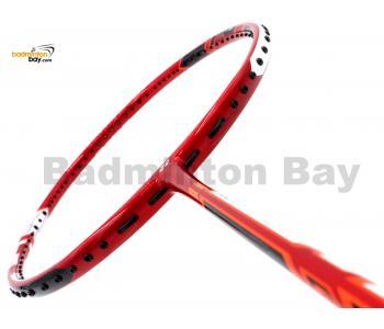 Yonex DUORA 7 Red White Badminton Racket DUO7SP (3U-G5)