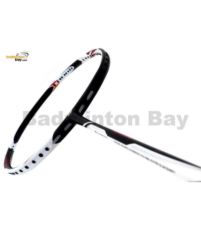 Yonex Duora Z-Strike White Black DUO-ZS SP Badminton Racket (3U-G5)