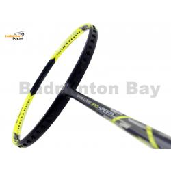 Yonex Nanoflare 370 Speed Yellow Navy NF-370SPEX Badminton Racket  (5U-G5)