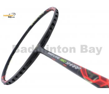 Yonex Nanoflare 380 Sharp Matte Black NF-380SH Badminton Racket  (4U-G5)