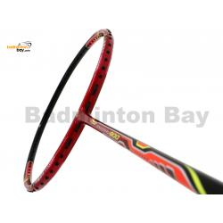 Yonex Nanoray 800 Poinsettia Red Badminton Racket NR800 PSAR (4U-G5)