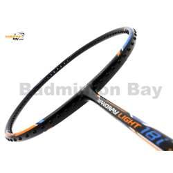 15% OFF Yonex - Nanoray Light 18i iSeries NR-LT18IEX Black Badminton Racket  (5U-G5) Strung with Blue Yonex BG65 TI String at 27 lbs