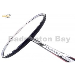 Yonex - Nanoray Power 3i iSeries NR-PW3IEXF Black Silver Badminton Racket  (4U-G5)