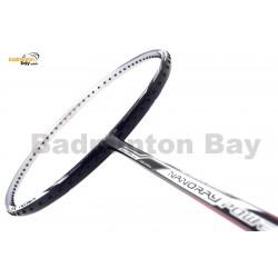 ~Out of stock Yonex - Nanoray Power 3i iSeries NR-PW3IEXF Black Silver Badminton Racket  (4U-G5)