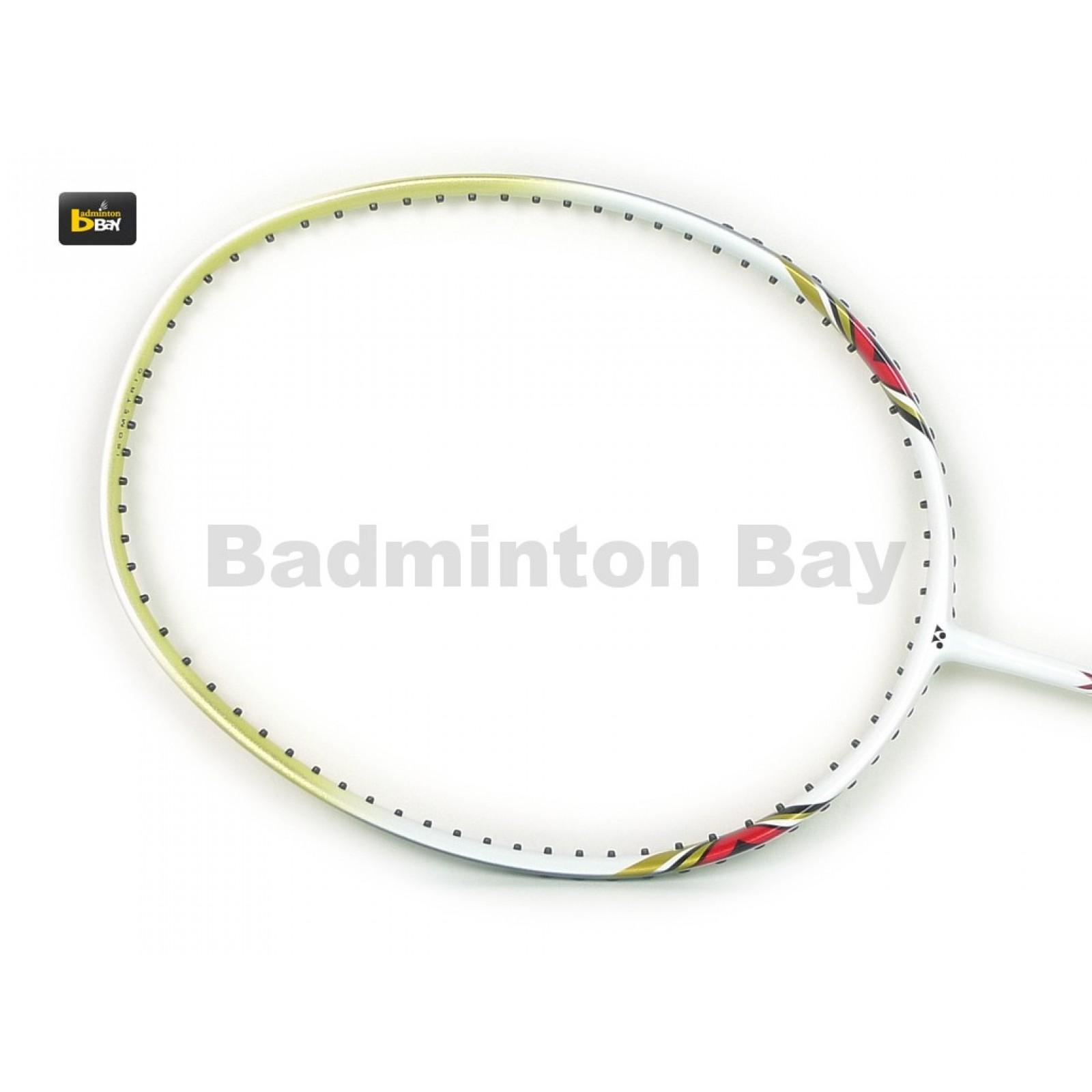 ~Out of Stock~ Yonex NanoSpeed 100 White Red Badminton ...