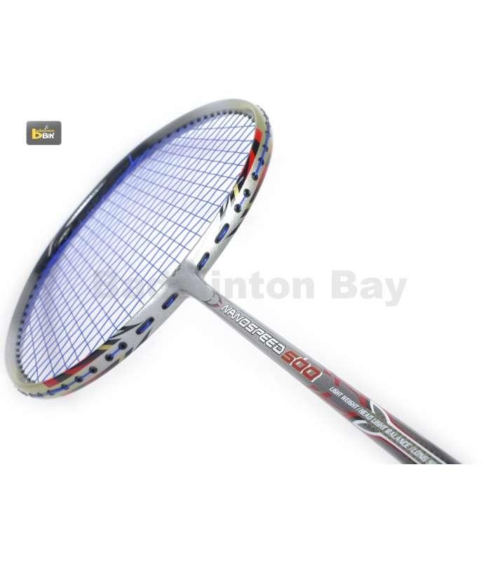 ~Out of Stock~ Yonex NanoSpeed 500 Badminton Racket - 2011 Design