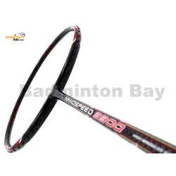 Yonex NANOSPEED 9900 Red Badminton Racket NS9900 (3U-G5)