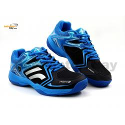 Yonex Akayu 2 Blue Black Badminton Shoes In-Court With Tru Cushion Technology
