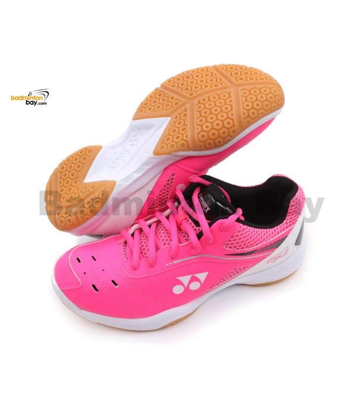 Yonex Cushion Power SHB-65R2 Pink Unisex Badminton Shoes (SHB-65R2)