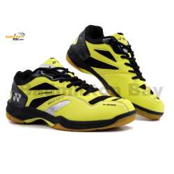 Yonex SRCR CFM Yellow Black Badminton Shoes With Tru Cushion