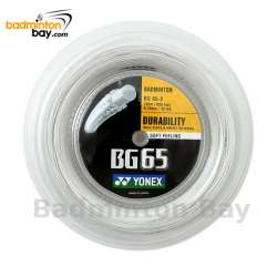 200m Reel Coil Yonex BG65 (0.70mm) Badminton String Made in Japan