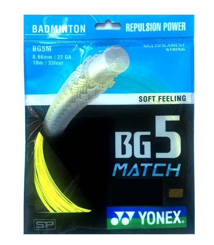 Yonex BG5 Match Badminton String