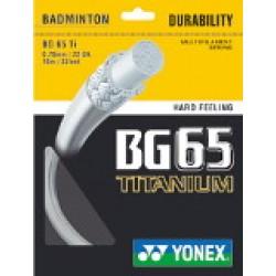 Yonex BG65Ti Badminton String
