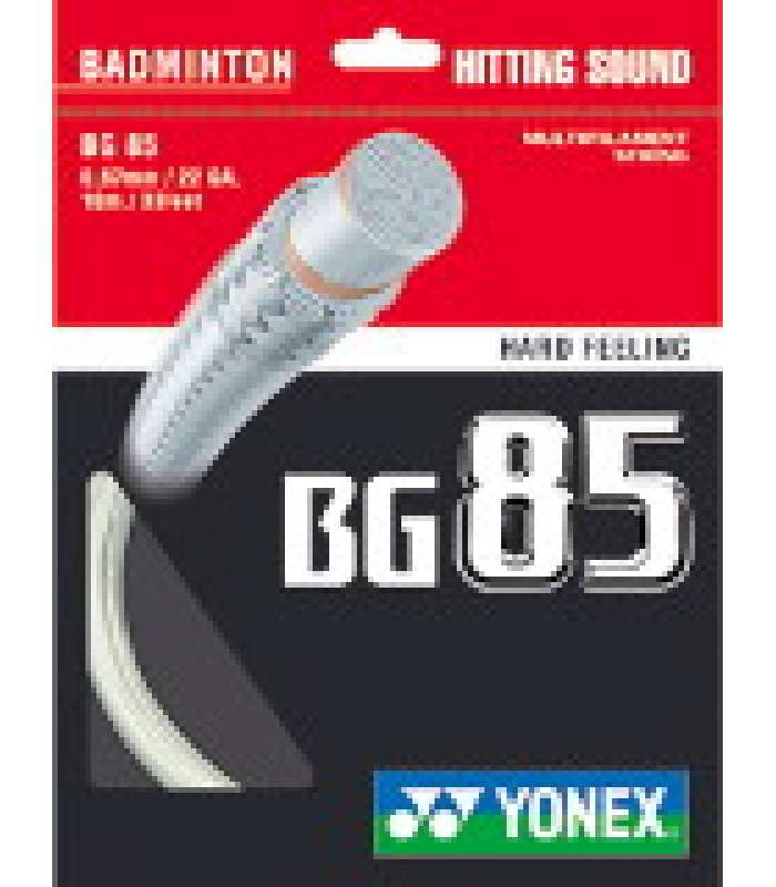 ~Out of Stock~ Yonex BG85 Badminton String