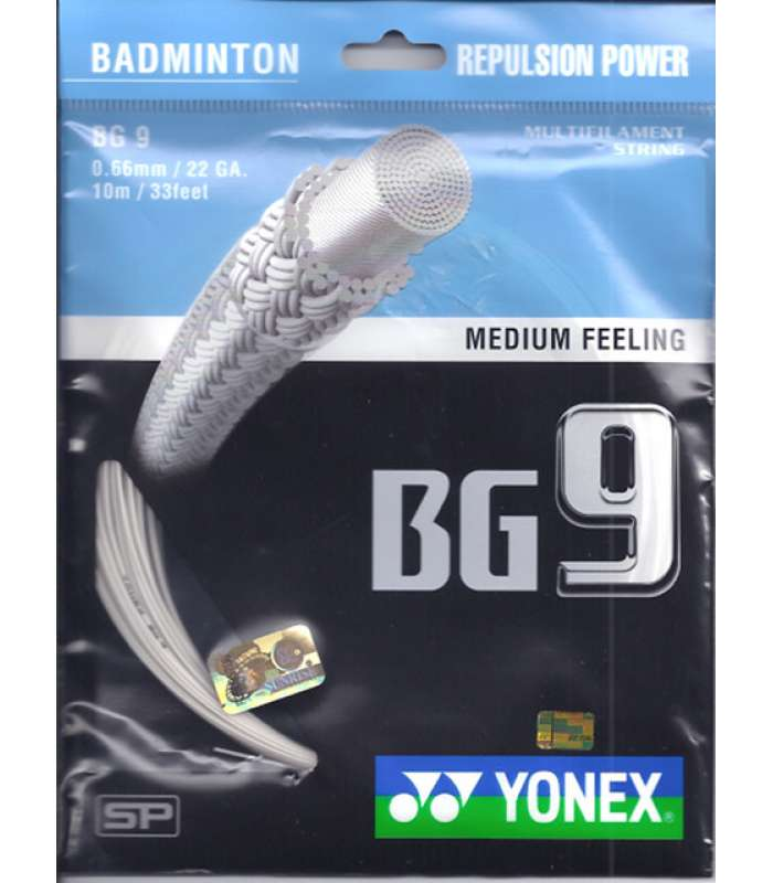 ~Out of stock Yonex BG9 Badminton String