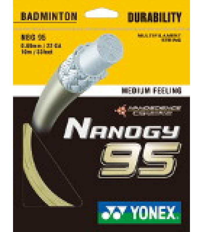 ~Out of Stock~ Yonex Nanogy 95 Badminton String