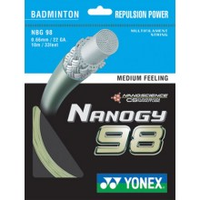 ~Out of stock Yonex Nanogy 98 NBG98 Badminton String