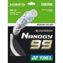 ~Out of stock Yonex Nanogy 99 NBG99 Badminton String