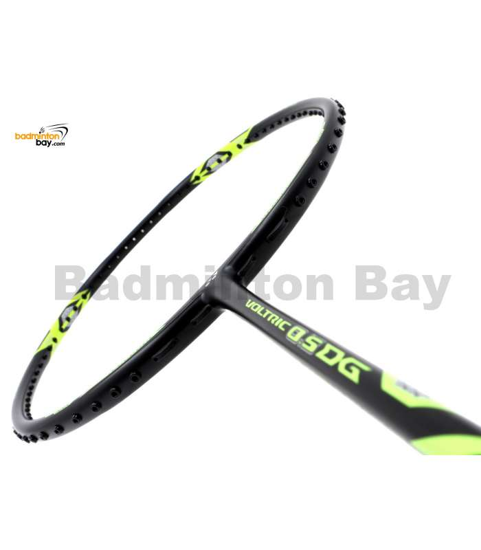 Yonex Voltric 0.5DG Lime Yellow Durable Grade Badminton Racket VT05DGEX (3U-G5)