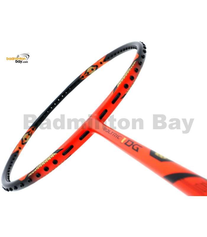 Yonex Voltric 1DG Orange Durable Grade Badminton Racket VT1DGEX (3U-G5)