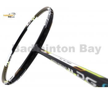Yonex Voltric 11DG SLIM Spark Gold Durable Grade Badminton Racket VT11DGSLEX (3U-G5)