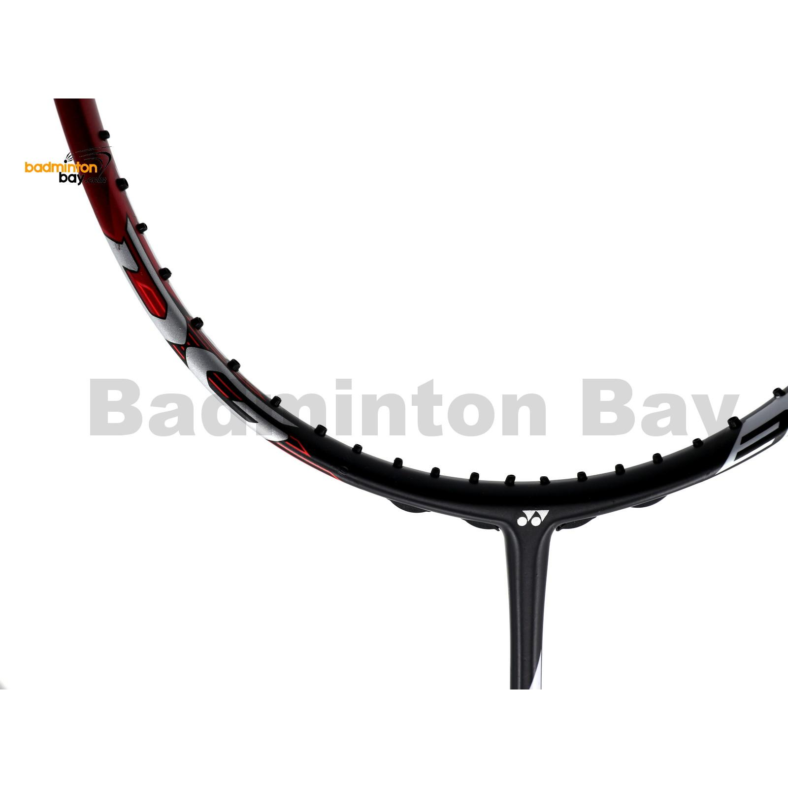 Yonex Voltric 20 DG BLACK//RED 3U4 Badminton Racket
