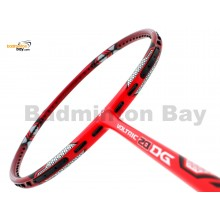 Yonex Voltric 20DG Red Durable Grade Badminton Racket VT20DGEX (3U-G5)
