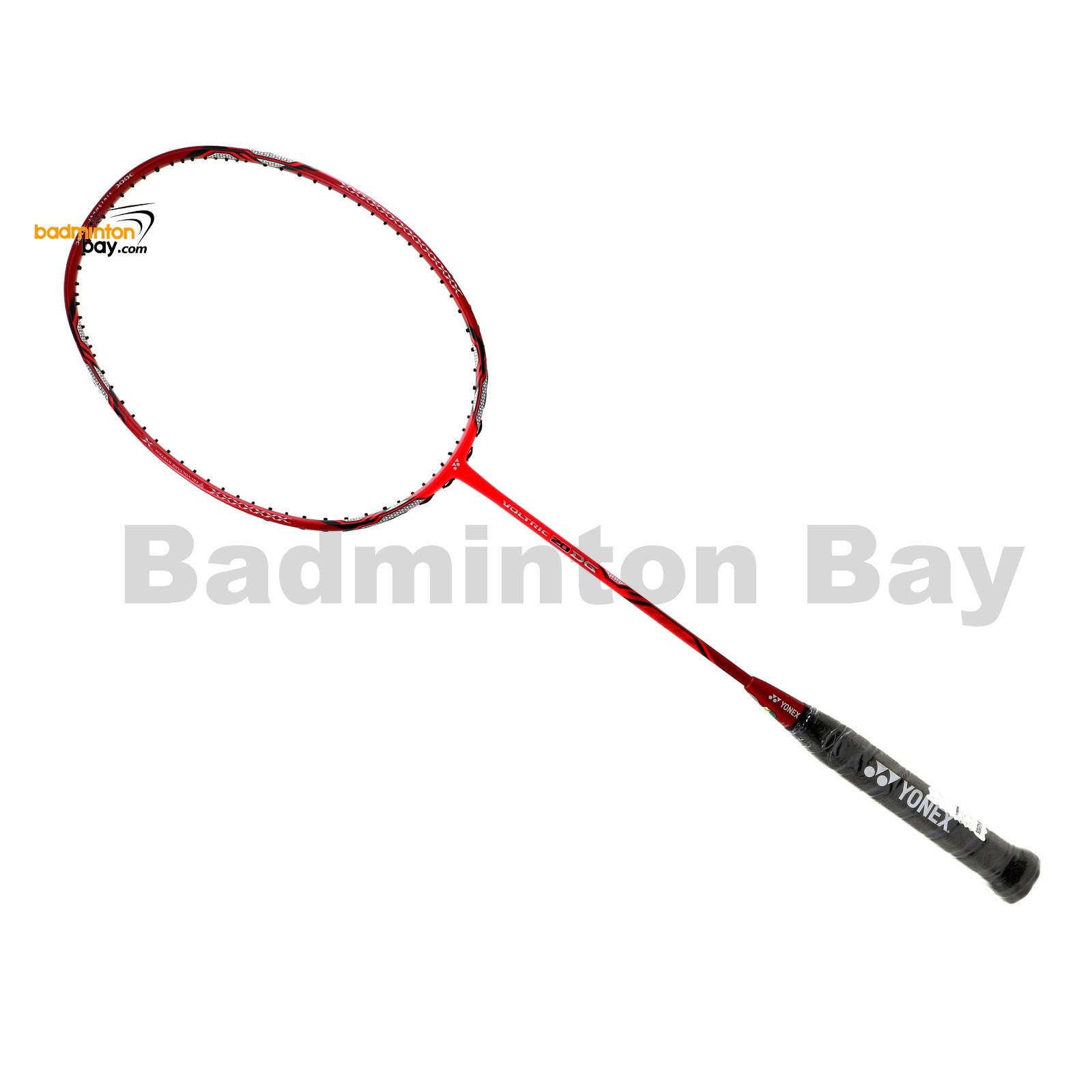 Yonex Voltric 20DG Red Durable Grade Badminton Racket VT20DGEX (3U-G5) b4ebe92a97ba3