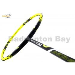 Yonex Voltric 2DG Yellow Durable Grade Badminton Racket VT2DG (3U-G5)