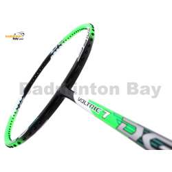 Yonex Voltric 7DG Black Green Durable Grade Badminton Racket VT7DGEX (3U-G5)