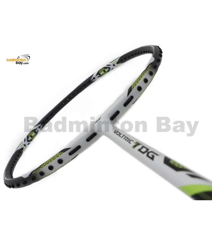 Yonex Voltric 7DG White Lime Durable Grade Badminton Racket VT7DGEX (3U-G5)